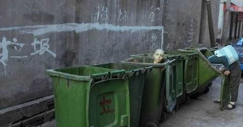 maniqui - basura
